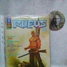 Cómics: RUFUS Nº 30 GARBO...CON SEÑALES DE USO.. Lote 120968875