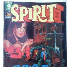 Cómics: SPIRIT Nº 30 GARBO. Lote 121339323