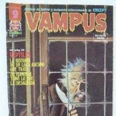 Cómics: VAMPUS. Nº 56. Lote 121340183
