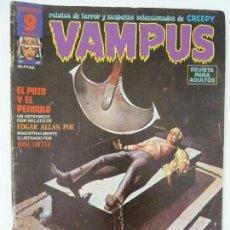 Cómics: VAMPUS. Nº 47. Lote 121340315