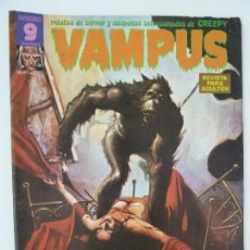 Cómics: VAMPUS. Nº 50. Lote 121342471