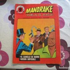 Cómics: MANDRAKE Nº 2. Lote 121506971