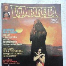 Cómics: VAMPIRELLA Nº 10 DIFICIL - MIKE ROYER, LUIS GARCIA, NEBOT, ALDO DI GENNARO. Lote 121803955