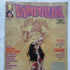 Cómics: VAMPIRELLA Nº 5 - ESTEBAN MAROTO, FELIX MAS, BILLY GRAHAM, RAMÓNTORRENTS. Lote 121804279