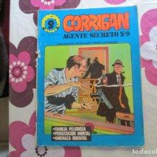 Cómics: AGENTE SECRETO X 9 SUPERCOMIC GARBO Nº 3. Lote 121867763
