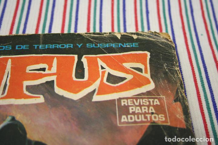 Cómics: RUFUS RELATOS GRAFICOS DE TERROR Y SUSPENSE - Foto 7 - 122600307