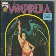Cómics: VAMPIRELLA, Nº 1. DICIEMBRE 1974. AURALEÓN, CASEY BRENAN, JOSÉ GONZALEZ, MAS, CINE FANTÁSTICO. Lote 133273278