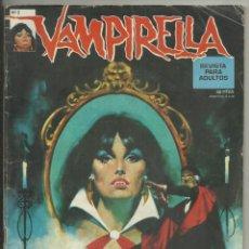Cómics: VAMPIRELLA, Nº 2. ENERO 1975. MAROTO, TORRENTS, AURALEON, JOSÉ GONZALEZ, BARBARELLA. Lote 133273430