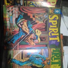 Cómics: SPIRIT COLECCION COMPLETA A FALTA DEL Nº 25 EDITORIAL GARBO 1973 . Lote 133347714