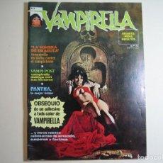 Cómics: VAMPIRELLA (1974, GARBO) 3 · II-1975 · LA SOMBRA DE DRÁCULA. Lote 134925278
