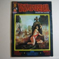 Cómics: VAMPIRELLA (1974, GARBO) 7 · VI-1975 · VAMPIRELLA.. Lote 134930330