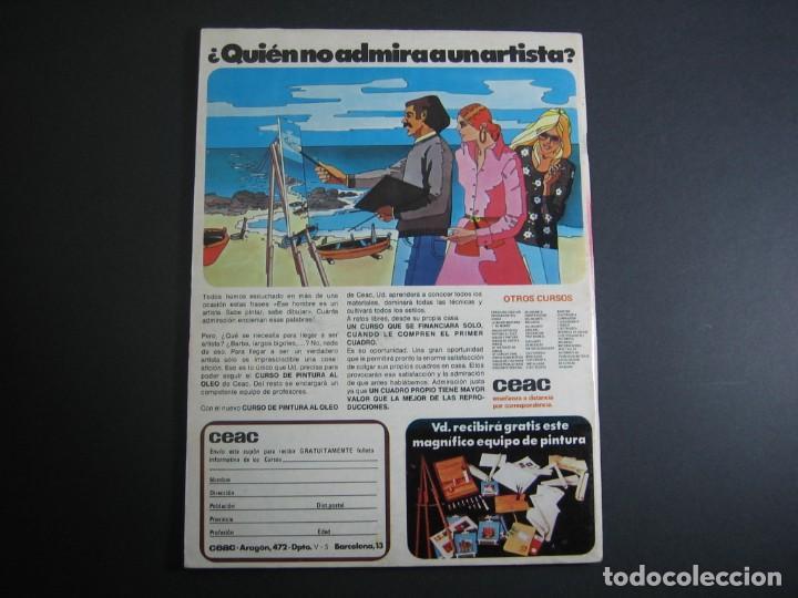 Cómics: VAMPIRELLA (1974, GARBO) 5 · IV-1975 · ARENAS MORTÍFERAS - Foto 2 - 134939834