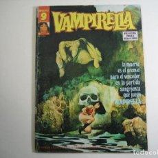 Cómics: VAMPIRELLA (1974, GARBO) 15 · II-1976 · VAMPIRELLA. Lote 134940510