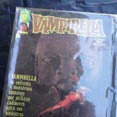 Cómics: CÓMIC VAMPIRELLA- Nº 21, EDICIONES GARBO.. Lote 135741387