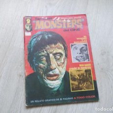 Cómics: FAMOSOS MONSTERS DEL CINE 2. Lote 139290466