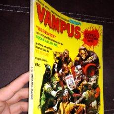 Cómics: VAMPUS EXTRA VERANO 1972 EJEMPLAR DIFICIL. Lote 140795361