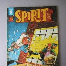 Cómics: SPIRIT (1975, GARBO) 11 · IV-1976 · SPIRIT. Lote 141488930