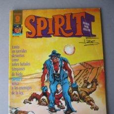 Cómics: SPIRIT (1975, GARBO) 5 · IX-1975 · SPIRIT. Lote 141492442