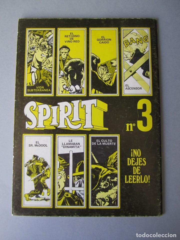 Cómics: SPIRIT (1975, GARBO) 2 · VI-1975 · SPIRIT - Foto 2 - 141493438