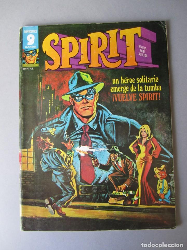 SPIRIT (1975, GARBO) 1 · V-1975 · SPIRIT (Tebeos y Comics - Garbo)