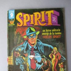 Cómics: SPIRIT (1975, GARBO) 1 · V-1975 · SPIRIT. Lote 141493594