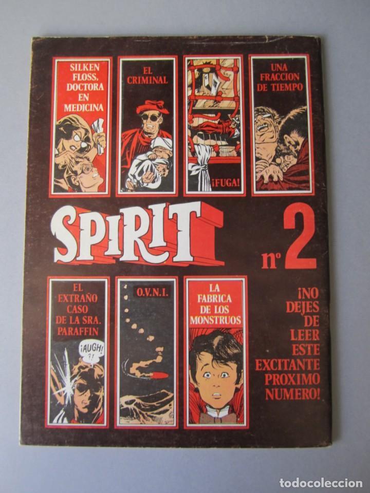 Cómics: SPIRIT (1975, GARBO) 1 · V-1975 · SPIRIT - Foto 2 - 141493594
