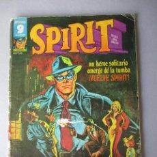 Cómics: SPIRIT (1975, GARBO) 1 · V-1975 · SPIRIT. Lote 141493766