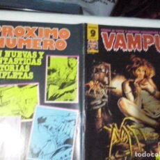 Cómics: TEBEOS Y COMICS: VAMPUS Nº 77. SUPERCOMICS 9. ¡ULTIMO NUMERO! (ABLN). Lote 141504950