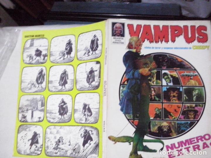 TEBEOS Y COMICS: VAMPUS EXTRA / OTOÑO 1973 (Tebeos y Comics - Garbo)