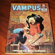 Cómics: MUY BUEN ESTADO VAMPUS 36 GARBO. Lote 142629225