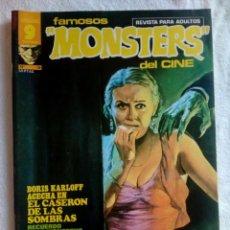 Cómics: FAMOSOS MONSTERS DEL CINE COMIC Nº 18 // 1976. Lote 144375034