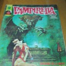 Cómics: VAMPIRELLA Nº 6. GARBO EDITORIAL 1973.. Lote 145507798
