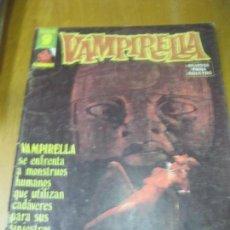 Cómics: VAMPIRELLA Nº 21. GARBO EDITORIAL 1973.. Lote 145507922