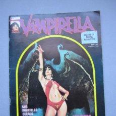 Cómics: VAMPIRELLA (1974, GARBO) 1 · XII-1974 · ¡CUIDADO SOÑADORES!. Lote 145528146