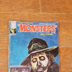 Cómics: FAMOSOS MONSTERS DEL CINE 10, 1976 CON RICHARD CORBEN EDICIONES GARBO. Lote 145800498