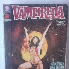 Cómics: TOMO ANTIGUO VAMPIRELLA.CONTIENE 7 NUMEROS. Lote 146744834