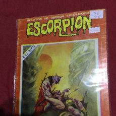 Cómics: VILMAR SCORPION NUMERO 93 NORMAL ESTADO. Lote 147121970