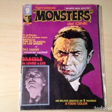 Cómics: FAMOSOS MONSTERS DEL CINE 15 EJEMPLARES . Lote 147419602