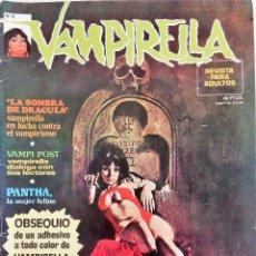 Cómics: VAMPIRELLA Nº 3 - EDITORIAL GARBO AÑO 1973 - BUEN ESTADO. Lote 148943130