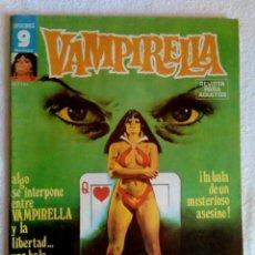 Cómics: VAMPIRELLA Nº 24 SUPERCOMICS GARBO 1974. Lote 149536850