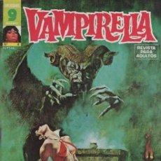 Cómics: VAMPIRELLA- Nº 6 -GRAN CONTENIDO-JOSÉ GONZÁLEZ-USERO-ISIDRE MONÉS-AURALEÓN-1975-DIFÍCIL-BUENO-0310. Lote 151888058