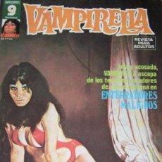 Cómics: VAMPIRELLA- Nº 22 -GRAN CONTENIDO-JOSÉ GONZÁLEZ- NÉSTOR REDONDO-ERNIE CHAN-1976-DIFÍCIL-BUENO-0315. Lote 151906550