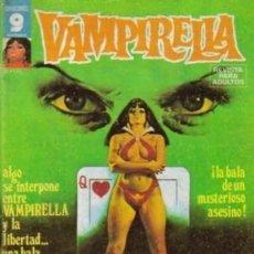 Cómics: VAMPIRELLA- Nº 24 -GRAN CONTENIDO-JOSÉ GONZÁLEZ-ALFREDO ALCALÁ-RAMONA FRADON-1976-DIFÍCIL-BUENO-0316. Lote 151907014