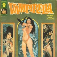Cómics: VAMPIRELLA- Nº 27 -GRAN CONTENIDO-JOSÉ GONZÁLEZ-JESS JODLOMAN-RAMON TORRENTS-1977-DIFÍCIL-BUENO-0317. Lote 151907822