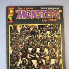 Cómics: TERROR FANTASTIC (1971, PEDRO YOLDI) 1 · X-1971 · TERROR FANTASTIC. Lote 152725074