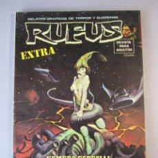 Cómics: RUFUS (1973, IMDE / GARBO) EXTRA 2 · XII-1974 · EXTRA ESPECIAL CIENCIA FICCION. Lote 152819418
