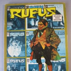 Cómics: RUFUS (1973, IMDE / GARBO) EXTRA 1 · 1974 · EXTRA PRIMAVERA 74. Lote 152819974