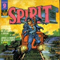 Cómics: SPIRIT Nº 4. WIL EISNER. GARBO 1975. EL CLÁSICO DEL CÓMIC EN SU PRIMERA EDICIÓN EN CASTELLANO. Lote 153836550