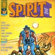 Cómics: SPIRIT Nº 5. WIL EISNER. GARBO 1975. EL CLÁSICO DEL CÓMIC EN SU PRIMERA EDICIÓN EN CASTELLANO. Lote 153836598