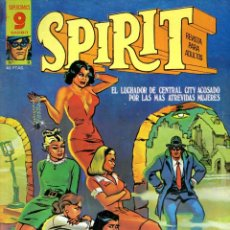 Cómics: SPIRIT Nº 8. WIL EISNER. GARBO 1975. EL CLÁSICO DEL CÓMIC EN SU PRIMERA EDICIÓN EN CASTELLANO. Lote 153836718